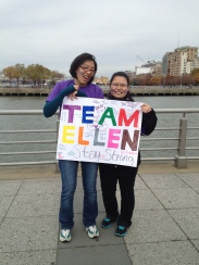 Ellen + Chrestotes (Mary)